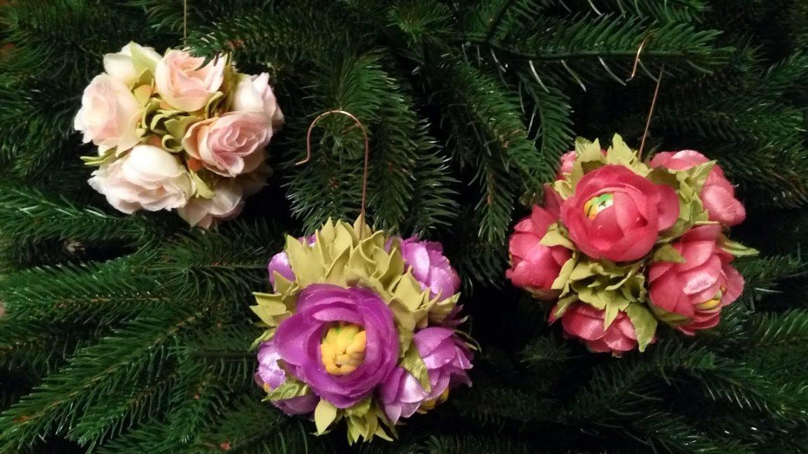 Bunga sebagai tambahan