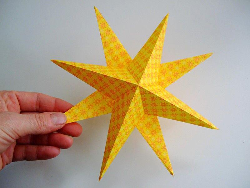 İki aynı yıldızı yapıştırın