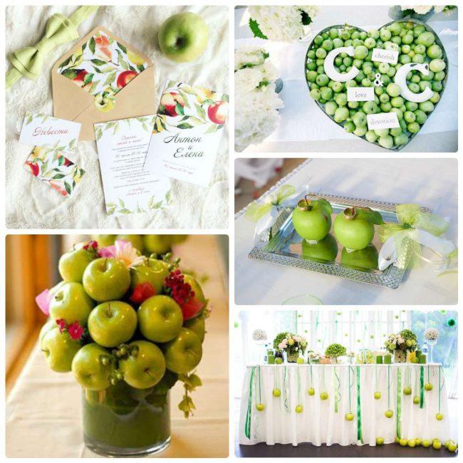 Jus, perkahwinan buah