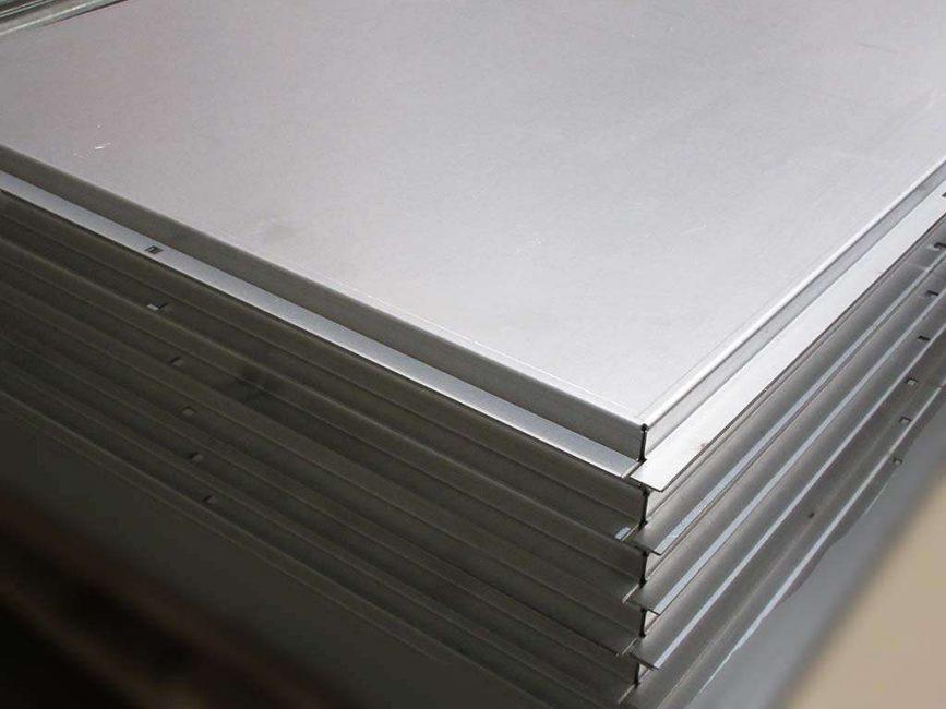 Metal paneller - güçlü ve dayanıklı