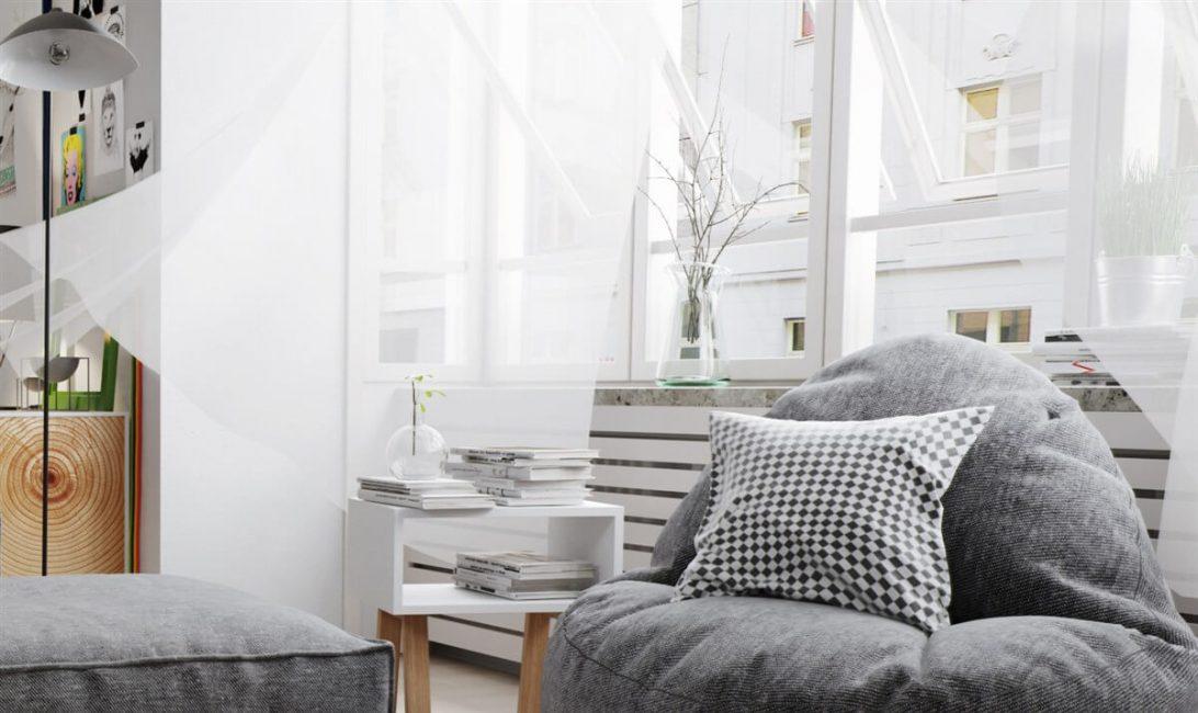 Cozy corner for communication