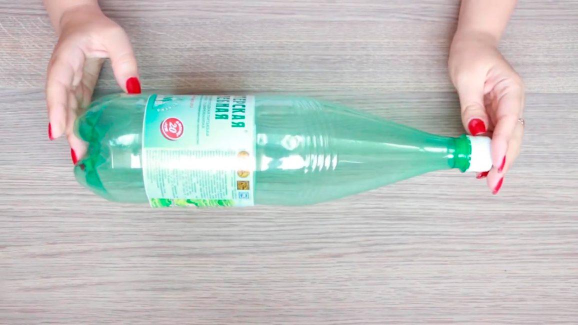 Taban için mükemmel plastik şişe