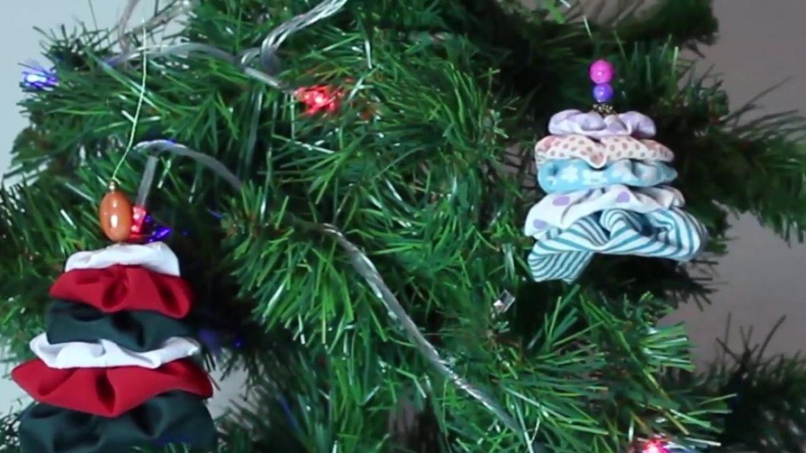 Noel kumaş oyuncak