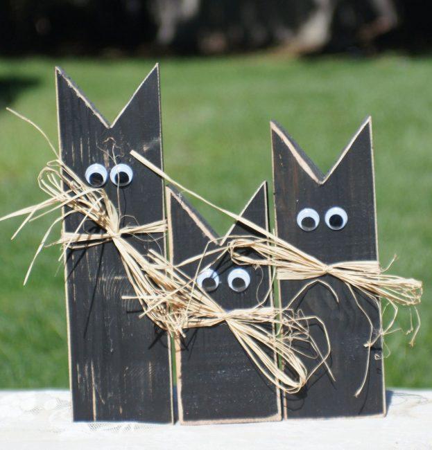 Kraf Halloween yang mesra alam