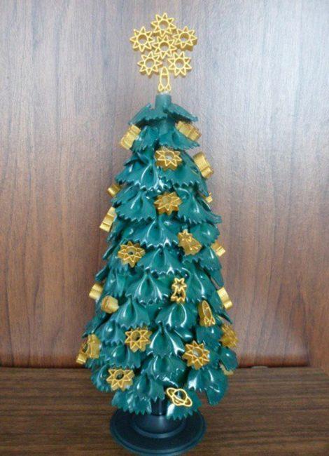 Kendi ellerimizle akıllı bir Noel ağacı elde ediyoruz