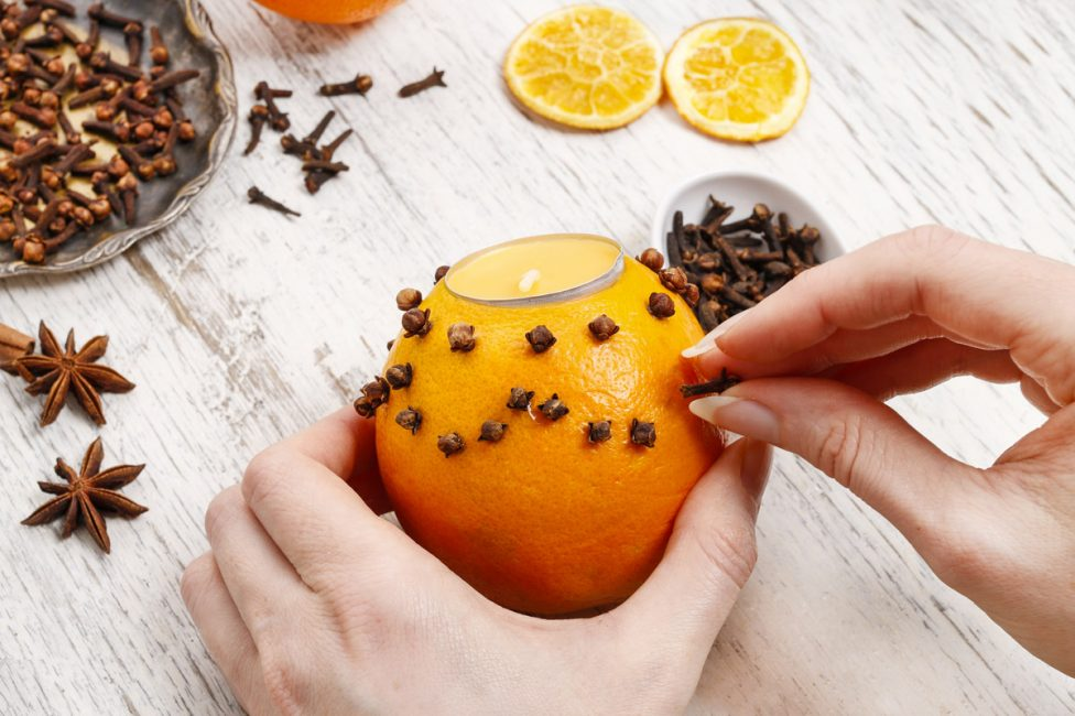 Candlestick Spice Fragrant