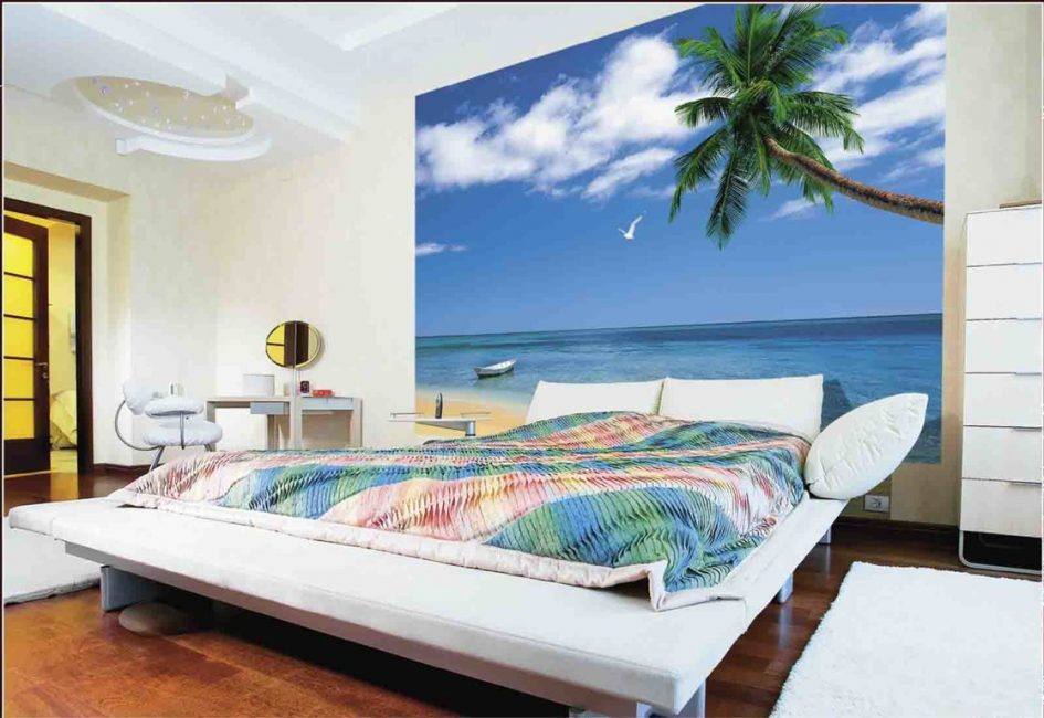 Yatak örtüsü - yatak odasında son dokunuş