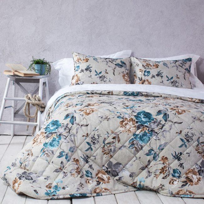 Provence tarzında güzel battaniye