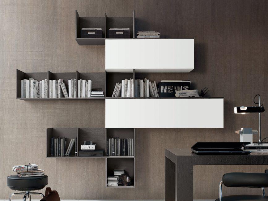Oturma odası için ileri teknoloji mobilyalar
