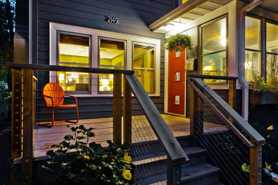 La construction n'est pas chère et cela ajoutera du confort à votre maison.