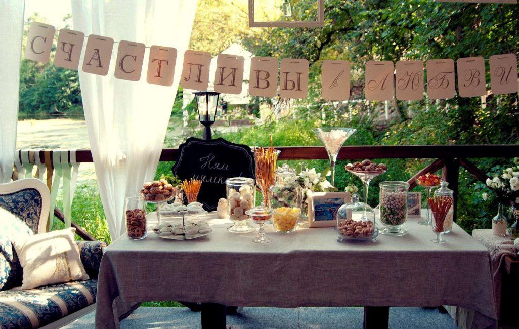 Pendaftaran untuk perkahwinan linen