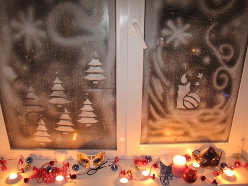 Aydınlatma dekora daha fazla sihir ve kutlama hissi verecek