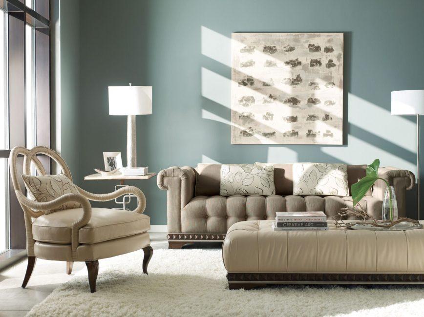 Anda boleh memilih sofa kerusi, modular atau sudut.