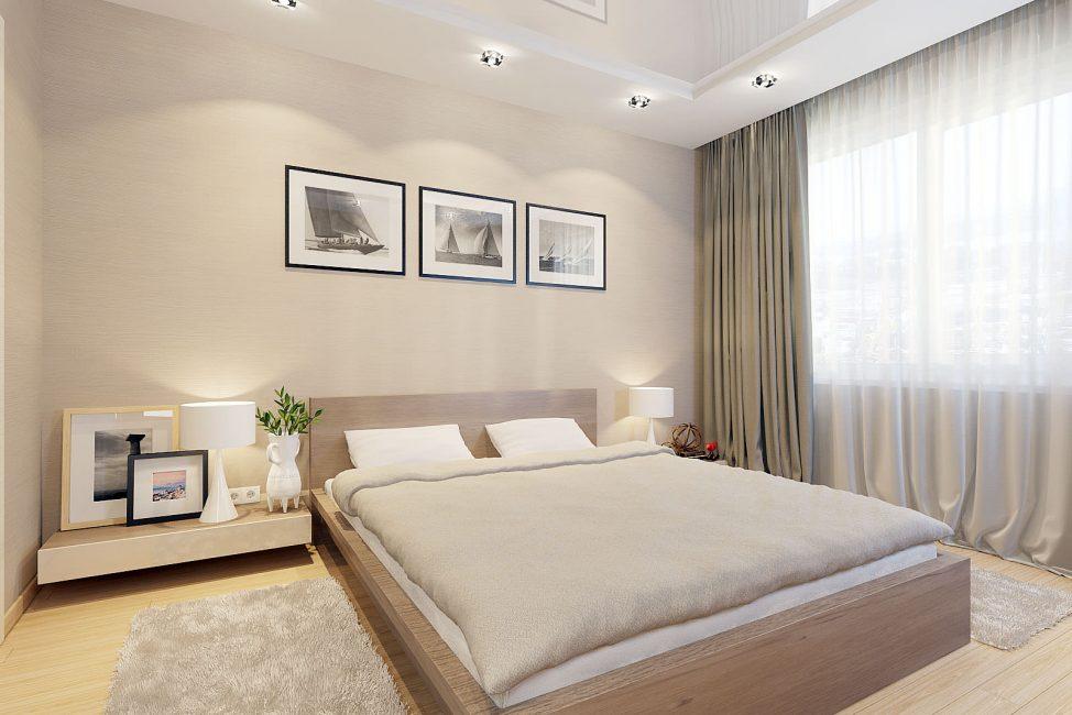 Yatak odası, sahibinin kimliğini yansıtmalıdır