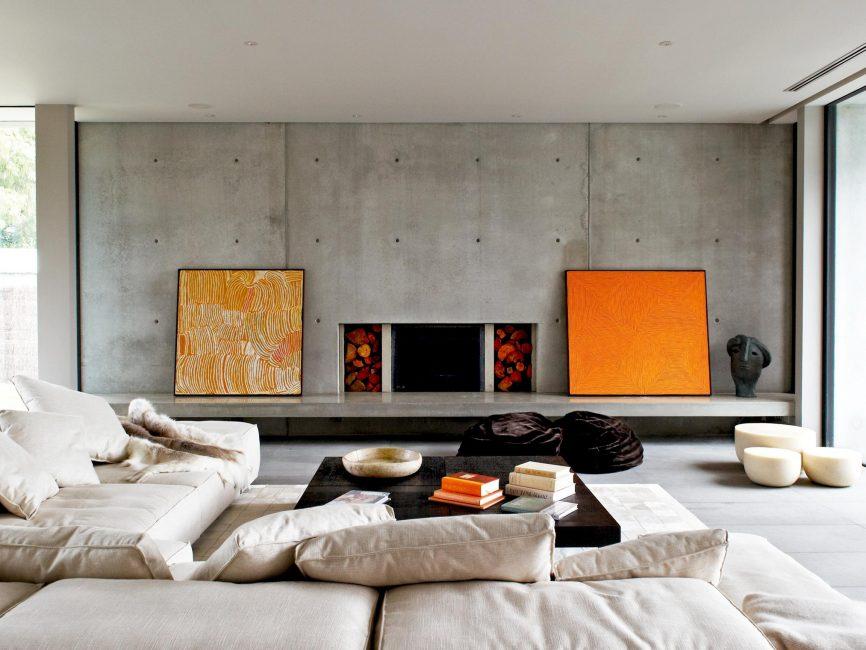 Lantai mesti diperbuat daripada kayu atau konkrit.