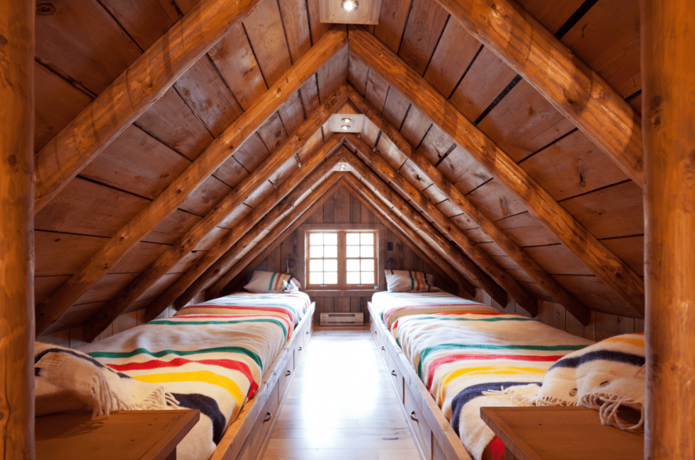 Çatı katı odası