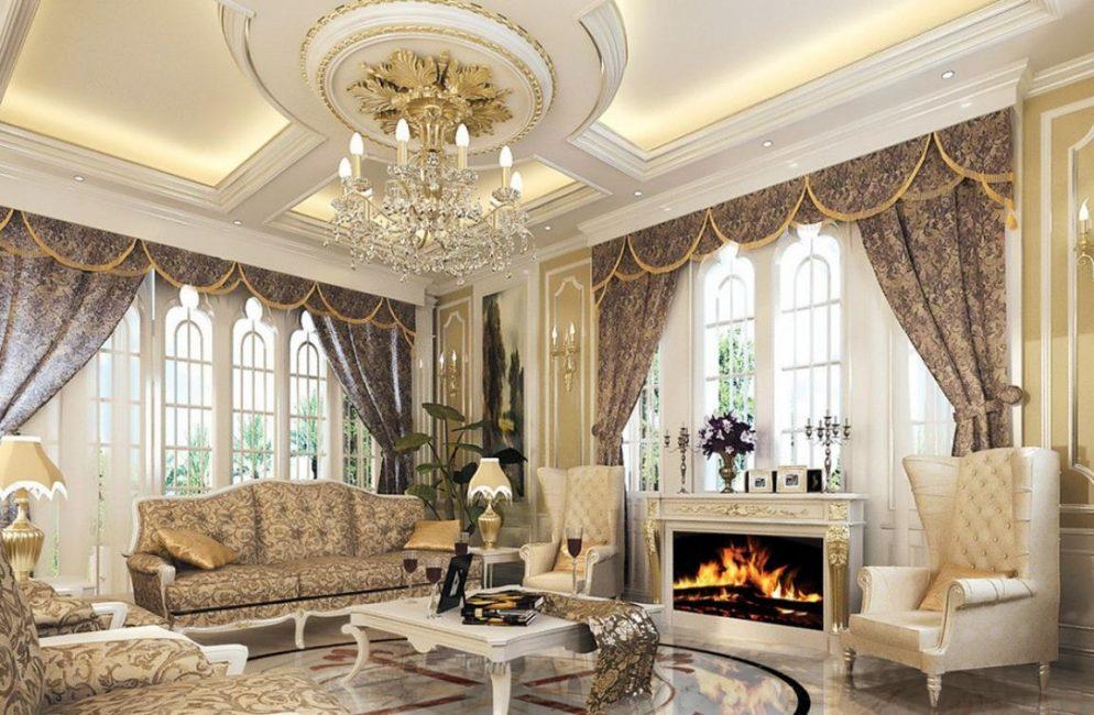 Klasik dianggap campuran banyak gaya sejarah.