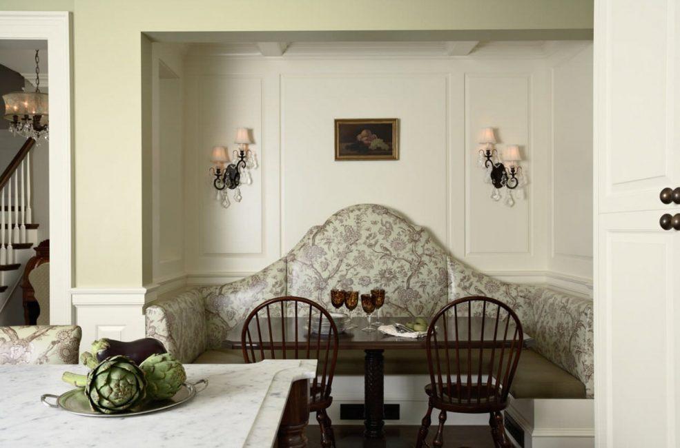 Pilihan penginapan tradisional oleh dinding