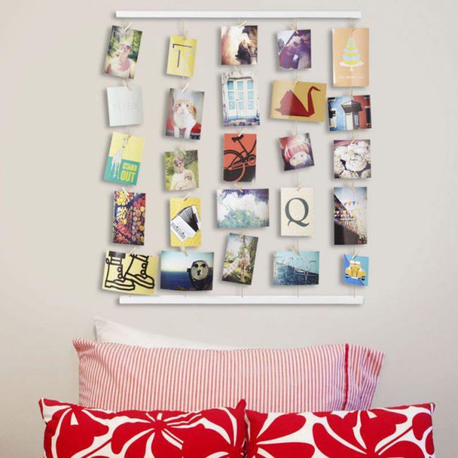 아파트 디자인을위한 사진 사용은 오랫동안 사용되어 왔습니다.