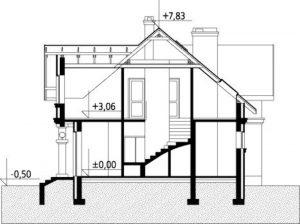 175+ Gambar Projek rumah dari blok konkrit Foam, atau Bagaimana dengan cepat membina mimpi?