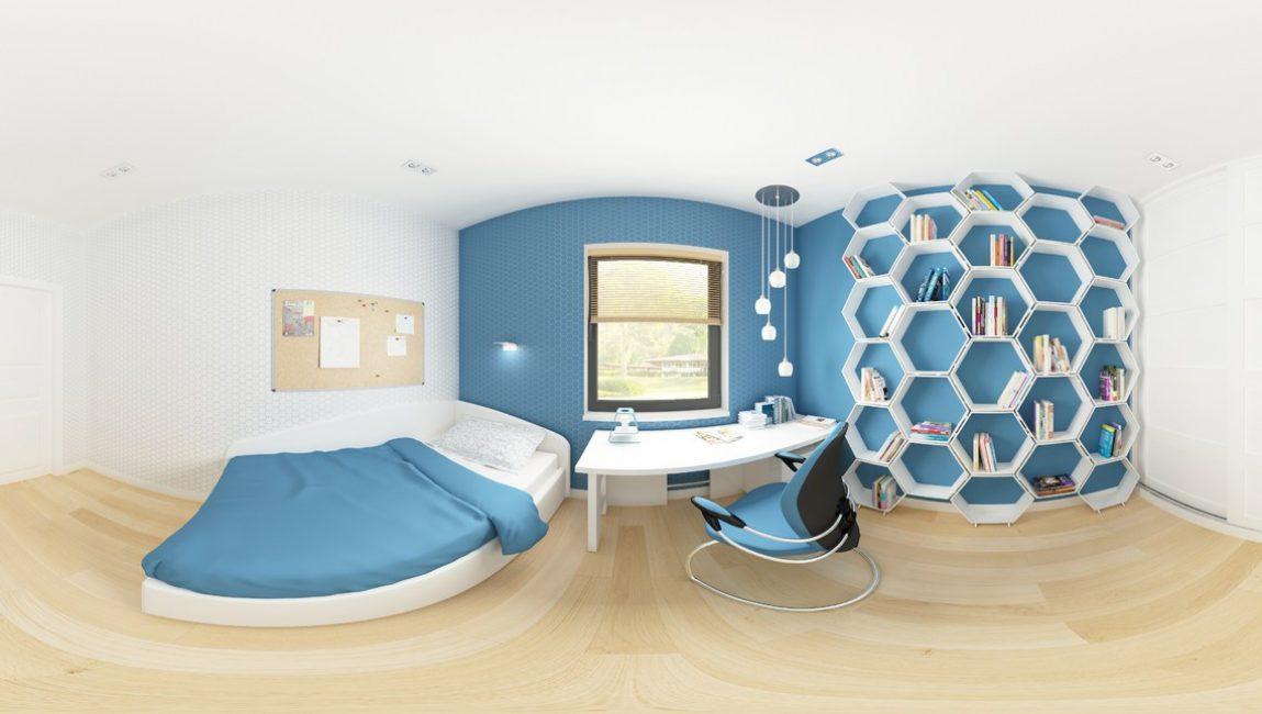 Pilihan untuk menghiasi ruang tamu