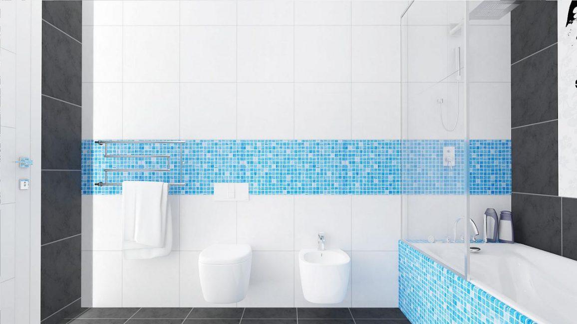 Bilik mandi minimalis