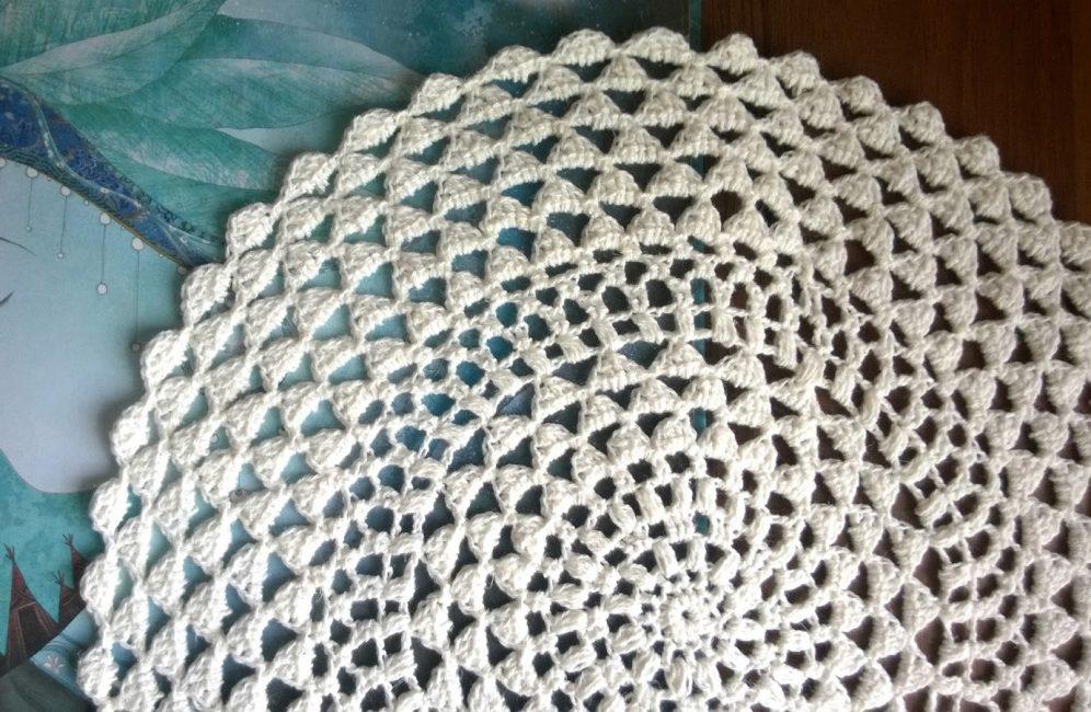 Lavoro a maglia semplice