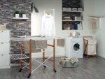 85+ Gambar alat untuk pengeringan pakaian di balkoni melakukannya sendiri: Hanger, Lianas, Tali. Pilihan manakah yang boleh dipilih?