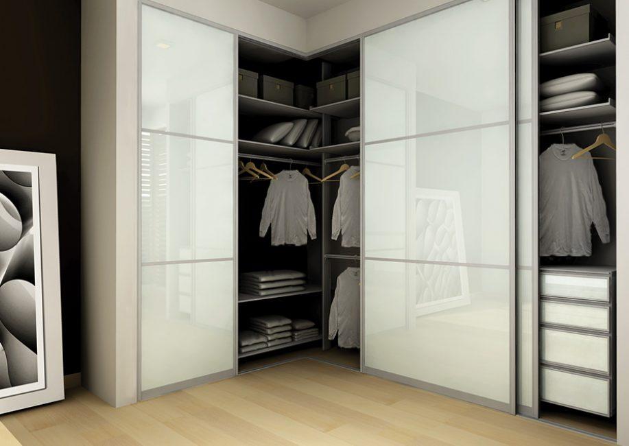 Model bilik tidur hitam dan putih yang sempurna