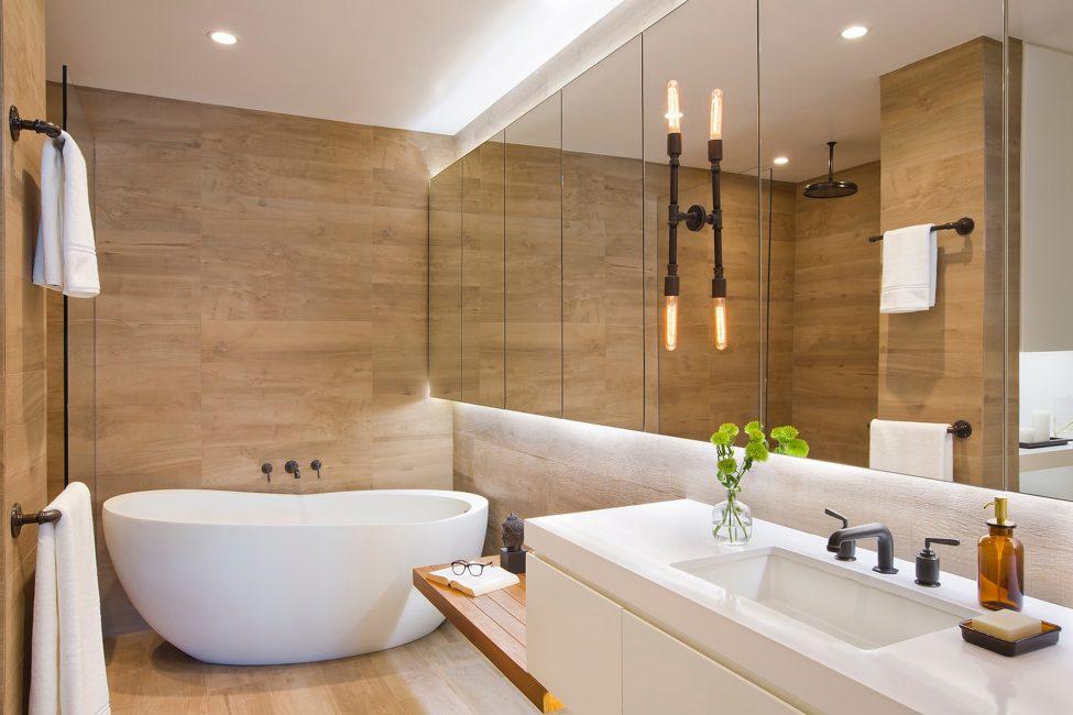 Bilik mandi moden