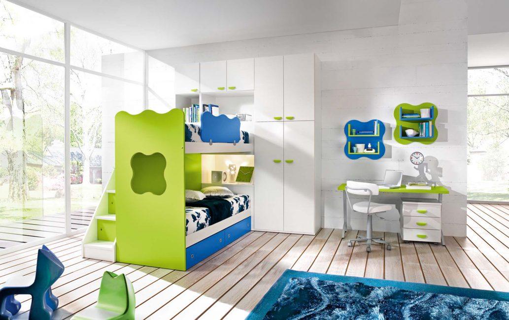 Bu renklerin iç mekanda birleşimi odayı canlı, uyumlu ve derinlikli kılar