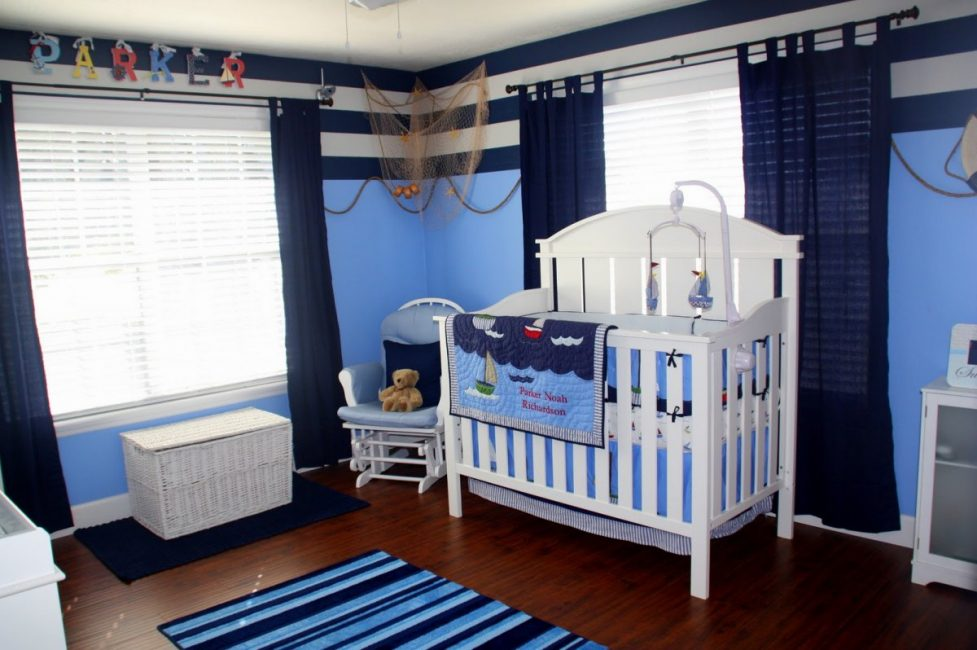 Genellikle bir çocuğun odasını dekore etmek için kullanılır