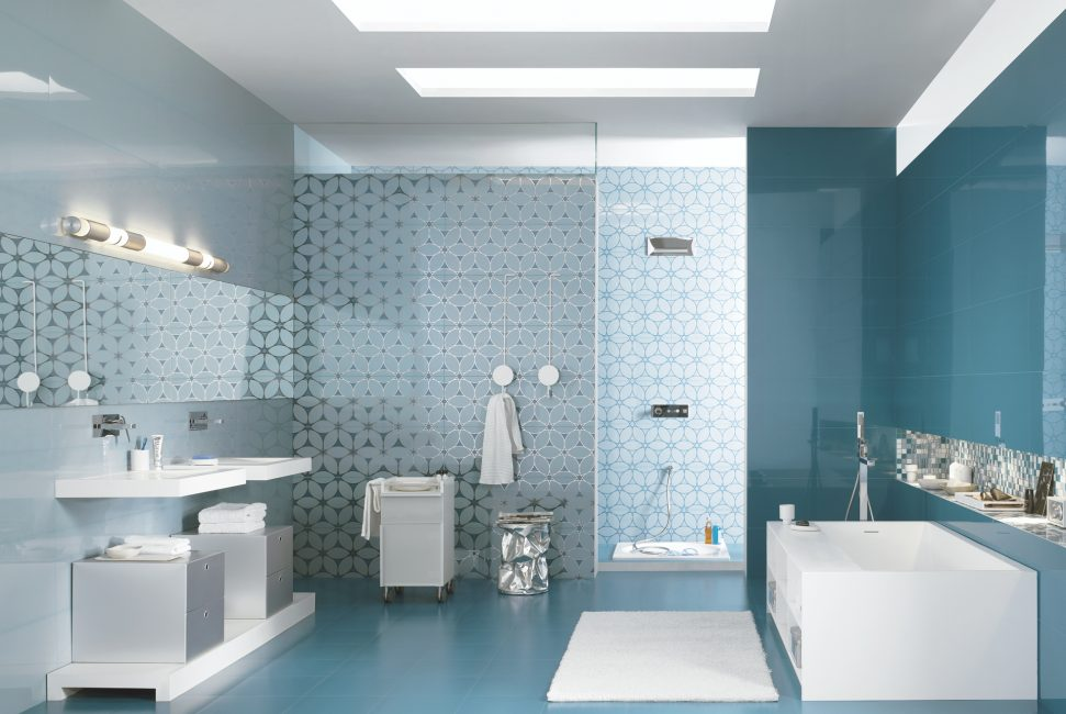 Minimalist banyo