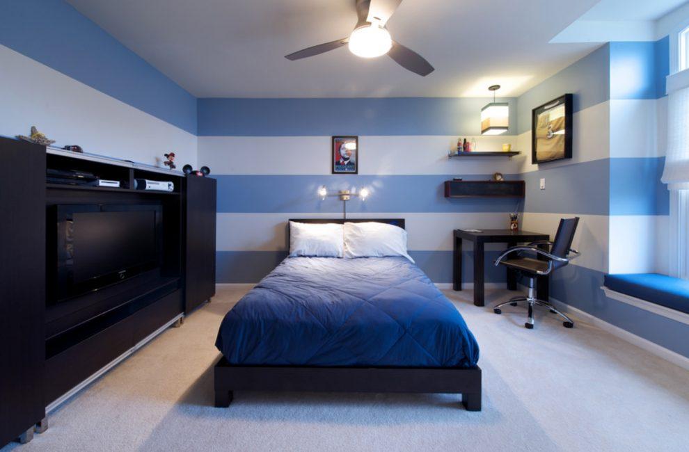 Pastel tonları duvar kağıdı arka plan üzerinde iyi zengin yatak görünecek duvar kağıdı