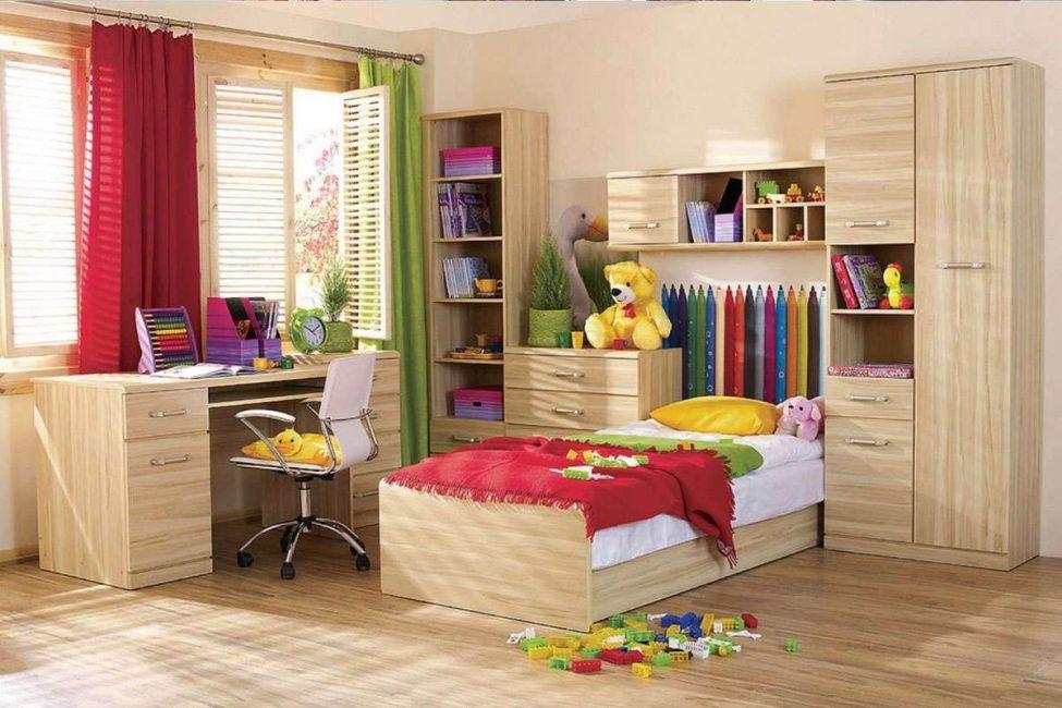Bella camera dei bambini