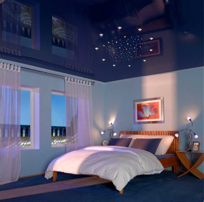 Illuminazione notturna per la camera dei bambini