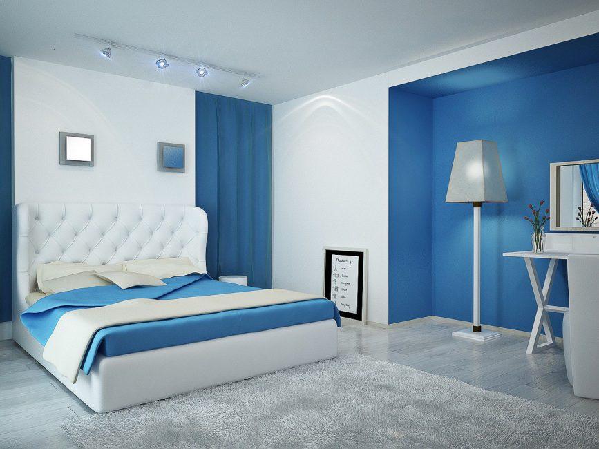 Bilik tidur yang selesa tanpa hiasan