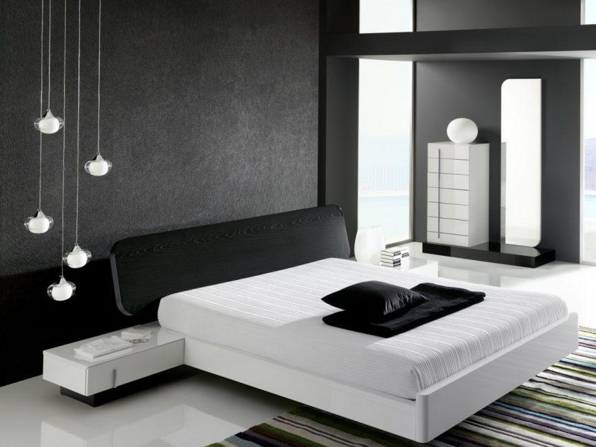 Asas gaya minimalis - berteknologi tinggi