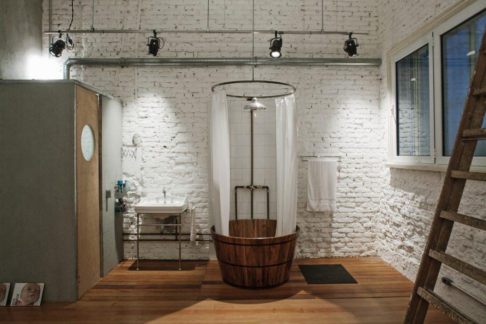 Penyelesaian asal untuk mandi