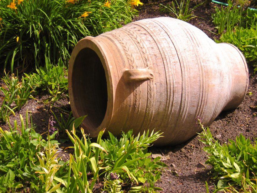 Amphora untuk reka bentuk tersuai