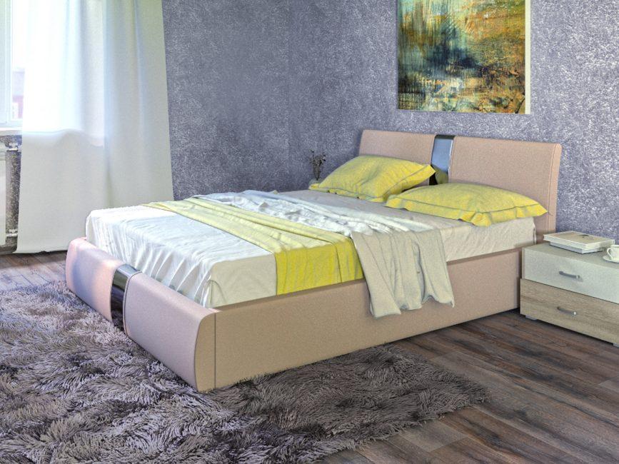 Dolgu, yatağın sertliğini belirler.