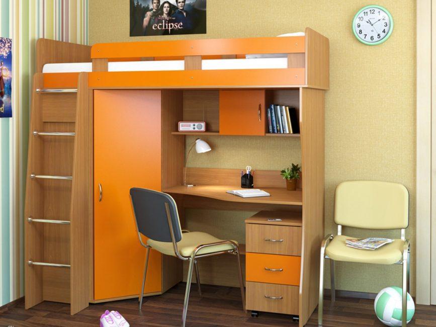 Perkara utama ialah perabot itu selesa dan praktikal.