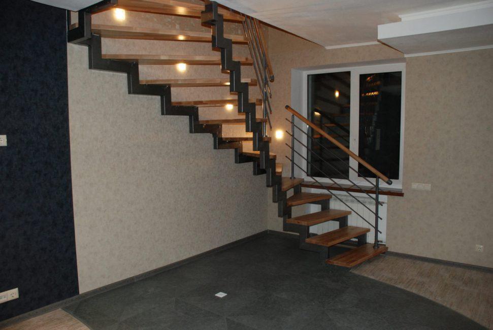 Buka tangga dengan tangga