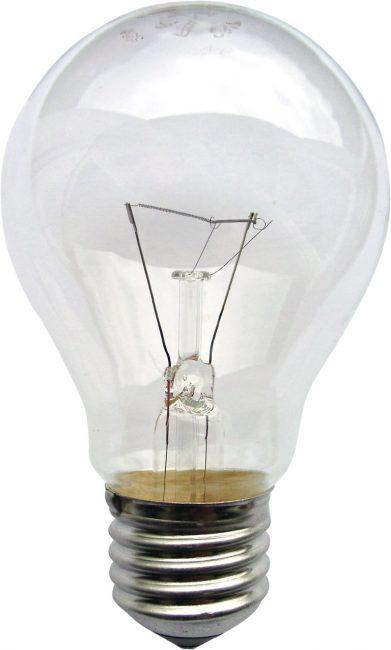60 W를 초과하지 않는 전력의 백열 램프