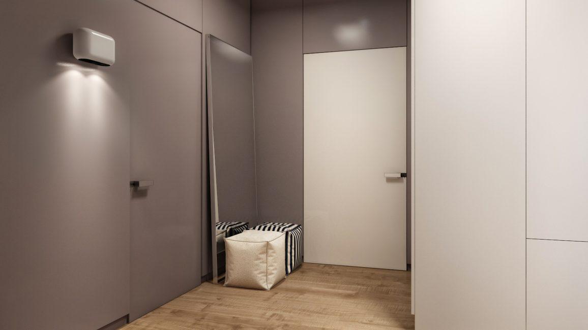 Kesederhanaan dan kekurangan hiasan adalah ciri utama minimalism.