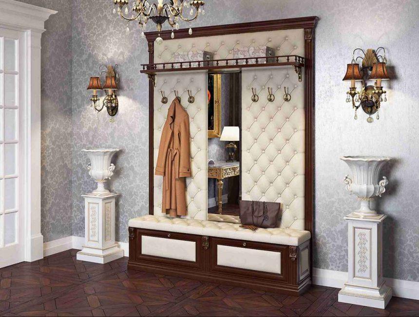 Panel Hanger - untuk gaya klasik