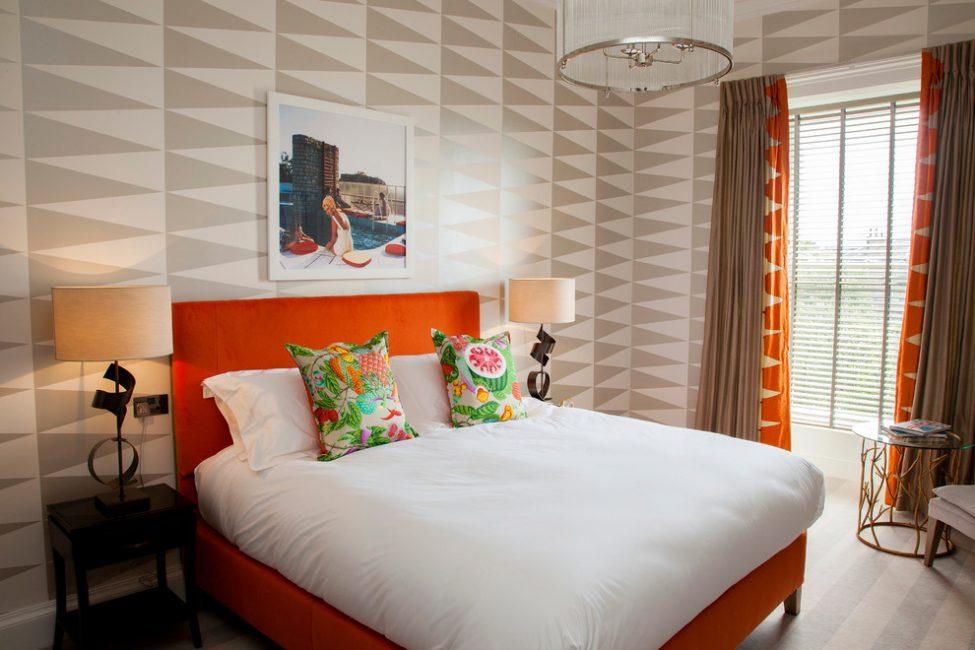 Genel stilin altında bir duvar kağıdı seçin