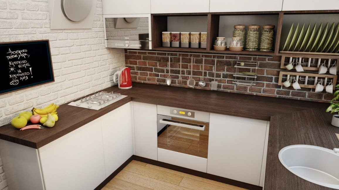 Beautiful small kitchen design