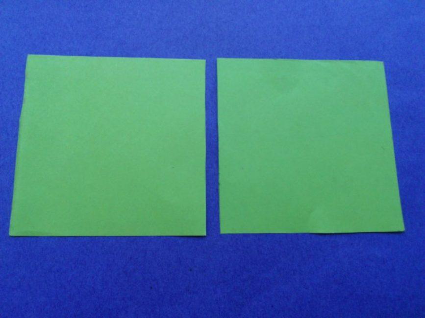 Choisissez le papier de la couleur que vous voulez
