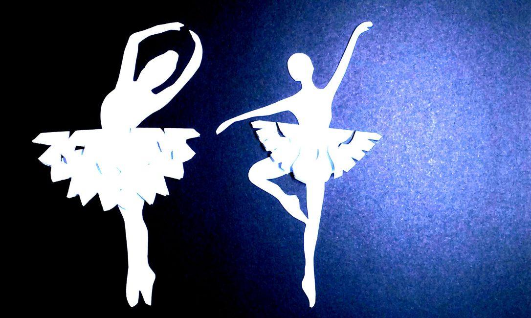 Kami mendapat ballerinas salji yang indah